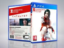 Mirror's Edge Catalyst - PS4 - Replacement - Cover/Case - NO Game - PAL