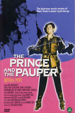 The Prince and the Pauper (1937) Errol Flynn, Claude Rains DVD *NEW
