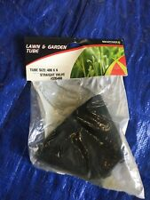 Maxpower Lawn & Garden 335488 Tire Tube Size 400 x 6 Straight Valve Parts