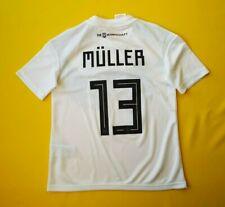 5+/5 Muller Germany soccer jerse kids 9-10 years 2019 shirt Bq8460 Adidas ig93
