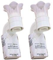 Bath Body Works Wallflowers White Flower Top Plug In Diffuser X2