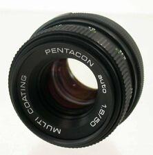 PENTACON MC M-42 Auto 1,8/50 50 50mm  F1,8 1,8 adaptable MFT NEX A7 33cm ! /16