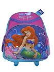 "A02763 The Little Mermaid Small Backpack 12"" x 10"""