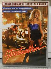Streetwalkin (DVD, 2011) RARE COVER 1985 EROTICA ACTION THRILLER MINT DISC