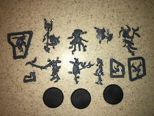 Warhammer Age of Sigmar Silver Tower Chaos Beastmen Tzaangors x3 new on sprue D