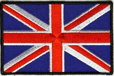 UNION JACK / GREAT BRITAIN - FLAG - IRON or SEW-ON PATCH
