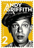 ANDY GRIFFITH SHOW SEASON 2 TWO 5-DISK DVD SET BRAND NEW FACTORY SEALED TV CBS