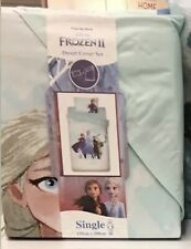 Disney Frozen Single Bed Duvet Cover New Primark
