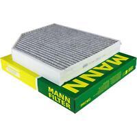 Original MANN-FILTER Aktivkohlefilter Pollenfilter Innenraumfilter CUK 2450