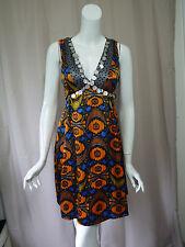 Plenty Anthropologie Silk Sleeveless Dress size 2/ XS Excellent