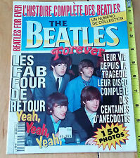 "The Beatles:Magazine in French ""The Beatles Forever"". (Collection number) 1995"