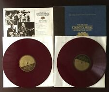 Franklin Mint Greatest Country Music 2 LP's - Hits of the 1950's and 1960's