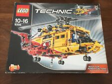 LEGO Technic Helicopter (9396)Used complete