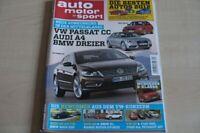3) AMS 24/2011 - Nissan Qashqai 1.5 dCi I-Way m - VW Golf 1.6 TDI Comfortline mi