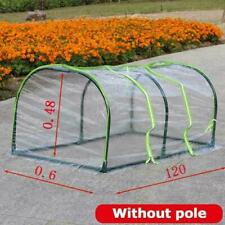 Portable Greenhouse Waterproof Protected Cover Plant For House Q3X3 Patio D2K2