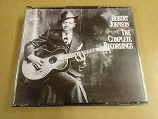 2-CD BOX / ROBERT JOHNSON - THE COMPLETE RECORDINGS