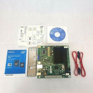 Intel Desktop D410PT Motherboard-Mini-ITX, Intel Atom Processor D410