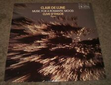 Clair De Lune Music For A Romantic Mood Clive Lythgoe~Digital Recording~VG++ LP