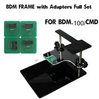 BDM FRAME w/ Adapters Set BDM-100/CMD/FGTECH V54 original FGTECH ECU Proframmer