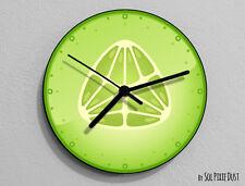 Cucumber Fruit Wall Clock