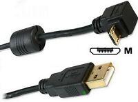 DELOCK 83148 Micro USB Kabel 1m 0ben unten up down Winkel abgewinkelt gewinkelt