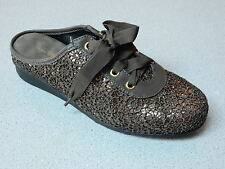 JOAN BOYCE LACE &GLI  MULE /SHOES  LADIES  US 6 MED   NEW