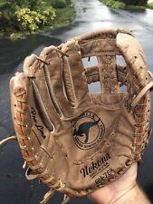 Nokona BM-76K Genuine Kangaroo Baseball Softball Glove Left Hand Throw Mint Plus