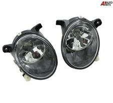 Pair Left Right Bumper Fog Lights Lamps 8T0941699B 8T0941700B For Audi A4 A6 Q5