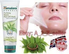 Himalaya herbl NEEM TURMERIC PEEL OFF FACE MASK acne marks remove face wash 100g