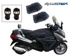 Pack Hiver BASGTER Piaggio 125 200 250 X8 400 X Evo Tablier  Manchons 2 Cagoules