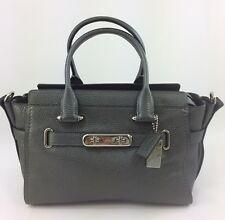 New Authentic COACH 23197 Swagger 27 Carryall Satchel Handbag Purse Shoulder Bag