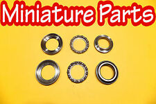 PIT BIKE HEADRACE BEARINGS PITBIKE HEADRACE CAGE TYPE BEARINGS NOT TAPER 110CC