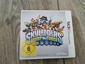 Skylanders Swap Force 3DS