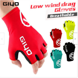 Giyo Cycling Gloves Half Finger Gel Sports Racing Bicycle Mittens Women Men Summ