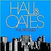 HALL & OATES - Daryl Hall John Oats The Singles - Best Of - Greatest Hits CD NEW