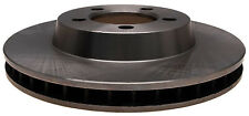 Disc Brake Rotor-Non-Coated Front ACDelco Advantage 18A1398A