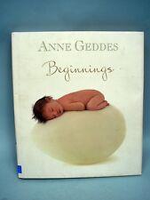 Book: Beginnings by Anne Geddes 2013