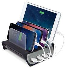 Naztech Adaptive Fast Charge Power Hub 4 USB Charge/Docking Station