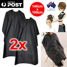 Barber Gown Hair Cutting Cape Hairdressing Cloth Salon Waterproof Nylon