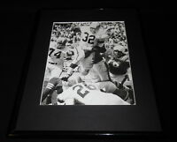 Jim Brown Framed 11x14 Photo Display Cleveland Browns