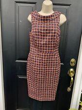 NWT  Boden Dress Size 6 Boho Retro Dress Work Church ECU