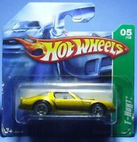 Hot Wheel Nr.165  - Hot Bird (Pontiac Firebird)  T-Hunt aus 2007