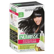 Buy 2 G 15%OFF GARNIER NUTRISSE #2 SOFT BLACK HAIR COLOR  NOURISHING COLOR FOAM