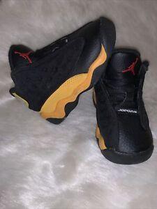 🔥 Nike Air Jordan 13 Retro Size 5c EUC