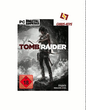 Tomb Raider Steam Pc Game Key Download Code Neu Global [Blitzversand]