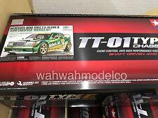 Tamiya 58638 1:10 RC Mercedes-Benz 190E 2.5-16 - TT01E Evo.II Team Zakspeed