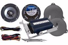 Hogtunes REV200-SG Rev Series AMP & Speaker kit 200 watt - Harley 2014-up FLHX