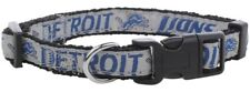 Detroit Lions Officially Licensed NFL Small Dog Collar