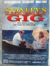STANLEY'S GIG - William Sanderson, Faye Dunaway - All Regions DVD # 1258