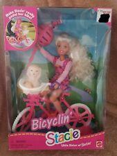 Bicyclin' Stacie Barbie Doll 1996 NIB - NEW 16734